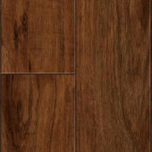 TrafficMASTER Bridgewater Blackwood Laminate Flooring - 5 in. x 7 in. Take Home Sample-TM-762311 204077437