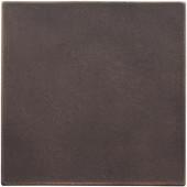 Weybridge 4 in. x 4 in. Cast Metal Field Tile Dark Oil Rubbed Bronze Tile (8 pieces / case)-MD403070003HD 203381204