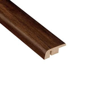 Home Decorators Collection Distressed Maple Ashburn 7/16 in. Thick x 1-5/16 in. Wide x 94 in. Length Laminate Carpet Reducer Molding-HL1063CR 205416035