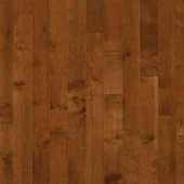 Bruce Maple Sumatra 3/4 in. Thick x 2-1/4 in. Wide x Random Length Solid Hardwood Flooring (20 sq. ft. / case)-CM735 202667205
