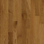 Bruce Natural Reflections Oak Spice 5/16 in. Thick x 2-1/4 in. Wide x Random Length Solid Hardwood Flooring (40 sq. ft. /case)-C5012 202667231