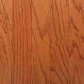 Bruce Oak Gunstock 3/8 in. Thick x 3 in. Wide x Random Length Engineered Hardwood Flooring (30 sq. ft./case)-EVS3231 203347612