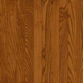 Bruce Take Home Sample - Natural Reflections Gunstock Oak Solid Hardwood Flooring - 5 in. x 7 in.-BR-667230 203354401