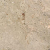 Daltile Napolina 18 in. x 18 in. Natural Stone Floor and Wall Tile (15.75 sq. ft. / case)-L75018181U 202646780