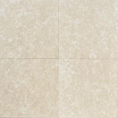 Daltile Natural Stone Collection Botticino Fiorito 12 in. x 12 in. Marble Floor and Wall Tile (10 sq. ft. / case)-M70412121L 202646798