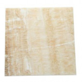 Daltile Natural Stone Collection Honey 12 in. x 12 in. Onyx Floor and Wall Tile (10 sq. ft. / case)-M57012121L 202646825
