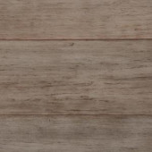 Home Decorators Collection Hand Scraped Strand Woven Earl Grey 3/8 in. T x 5-1/8 in. W x 36 in. L Click Bamboo Flooring (25.60 sq. ft. / case)-AM1502E 300011045