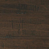 Home Decorators Collection Handscraped Strand Woven Wellington 3/8 in. T. x 5-1/8 in. W. x 36 in. L. Click Bamboo Flooring (19.20 sq. ft. / case)-YY2009G 300043018