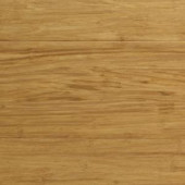 Home Decorators Collection Strand Woven Natural 3/8 in. Thick x 5-1/8 in. Wide x 72 in. Length Click Lock Bamboo Flooring (25.75 sq. ft. / case)-HD13002A 205112494