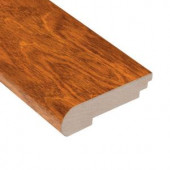 Home Legend Maple Amber 1/2 in. Thick x 3-1/2 in. Wide x 78 in. Length Hardwood Stair Nose Molding-HL126SNP 202616432