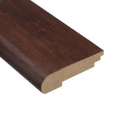 Home Legend Moroccan Walnut 1/2 in. Thick x 3-1/2 in. Wide x 78 in. Length Hardwood Stair Nose Molding-HL116SNP 202612162