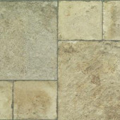 Innovations Tuscan Stone Sand 8 mm Thick x 15-1/2 in. Wide x 46-2/5 in. Length Click Lock Laminate Flooring (20.02 sq. ft. / case)-904067 203683351