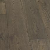 Malibu Wide Plank Take Home Sample - French Oak Baker Engineered Click Hardwood Flooring - 5 in. x 7 in.-HM-182562 300200241