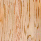 Millstead Red Oak Natural 3/8 in. Thick x 3-3/4 in. Wide x Random Length Engineered Click Hardwood Flooring (24.4 sq. ft. / case)-PF9594 202617791