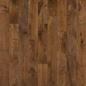 Nuvelle French Oak Cognac 5/8 in. Thick x 4-3/4 in. Wide x Varying Length Click Solid Hardwood Flooring (15.5 sq. ft. / case)-NV2SL 206632825
