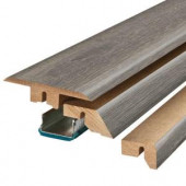 Pergo Vintage Pewter Oak 3/4 in. Thick x 2-1/8 in. Wide x 78-3/4 in. Length Laminate 4-in-1 Molding-MG001234 206961448