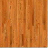 Shaw Take Home Sample - Woodale Carmel Oak Solid Hardwood Flooring - 5 in. x 7 in.-DH82400193 207003855
