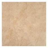 TrafficMASTER Island Sand Beige 16 in. x 16 in. Ceramic Floor and Wall Tile (15.5 sq. ft. / case)-UE4L 202193405